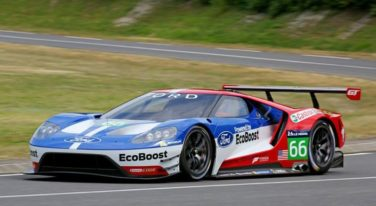 Ford GT Returns to Le Mans