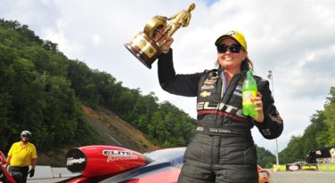Crampton Comes Alive in NHRA Thunder Valley Nationals