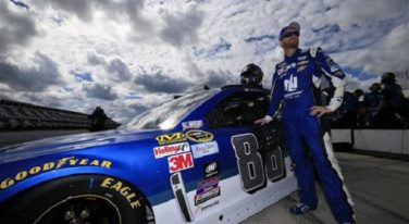 Pole Position and Bumps on Turn Two for Pocono's NASCAR Axalta 400 Opening Day