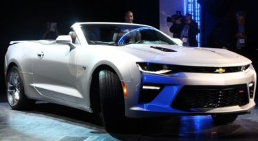 The New Camaro Will Also Come in Ragtop Form