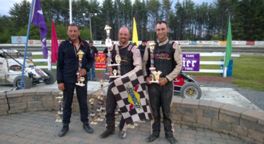 Dirt Midget Association Race Results
