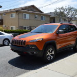 Luxury and Adventure Come Together in the 2015 Jeep Cherokee Trailhawk