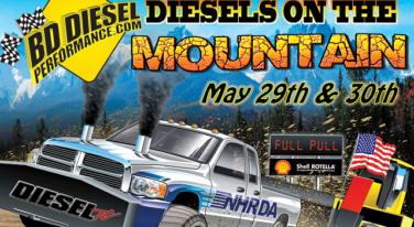 NHRDA Diesels on The Mountain