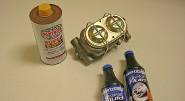 Brake Fluid and a Silicone Future