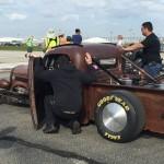 The Uncatchable Truck Meets the Ohio Mile, Round 1