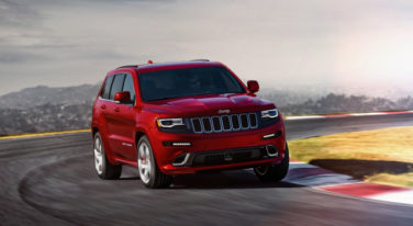 Jeep Grand Cherokee with Hellcat Engine Coming Soon