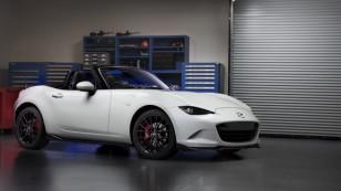 2016 Mazda MX-5 Miata. Image courtesy Mazda.