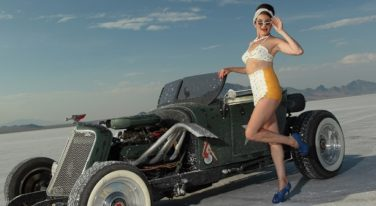 Pinup of the Week: Sassy Mustang