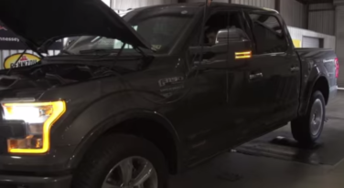 Ford F-150 Power By Hennessey Supercharger