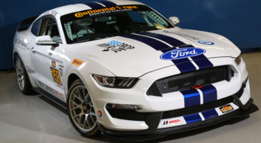 Shelby GT350 Returns To The Track