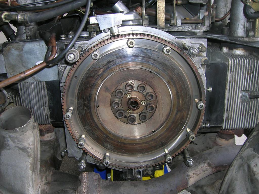 clutch installation