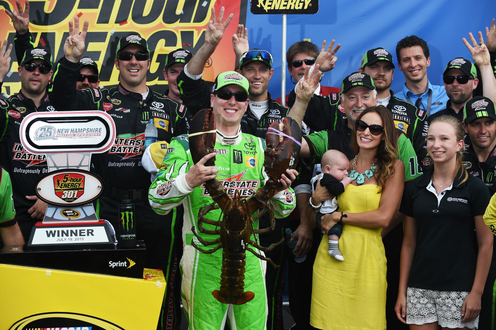 NASCAR Sprint Cup Series 5-Hour ENERGY 301