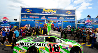 Kyle Busch Conquers NASCAR 5-Hour Energy 301 in New Hampshire