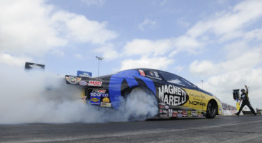 Tommy Johnson, Jr Finally Gets His Kicks at Lucas Oil Route 66 NHRA Nats