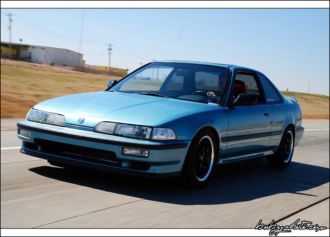 1991 Acura Integra Racingjunk News