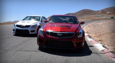 Track Tested: 2016 Cadillac ATS-V