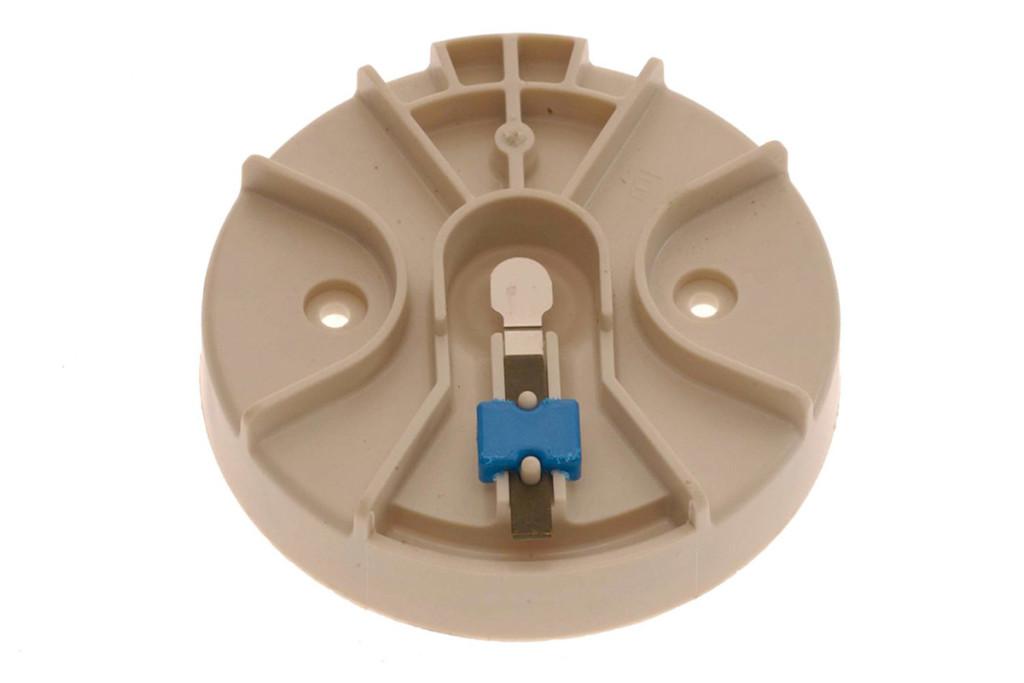 A GM distributor rotor.