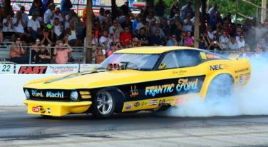 Watch the Frantic Ford Run at the NHRA Hot Rod Reunion