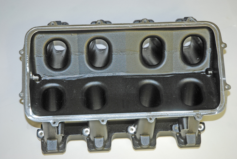 electronically fuel injected engine