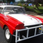 Race Cars and Pace Cars at Iola