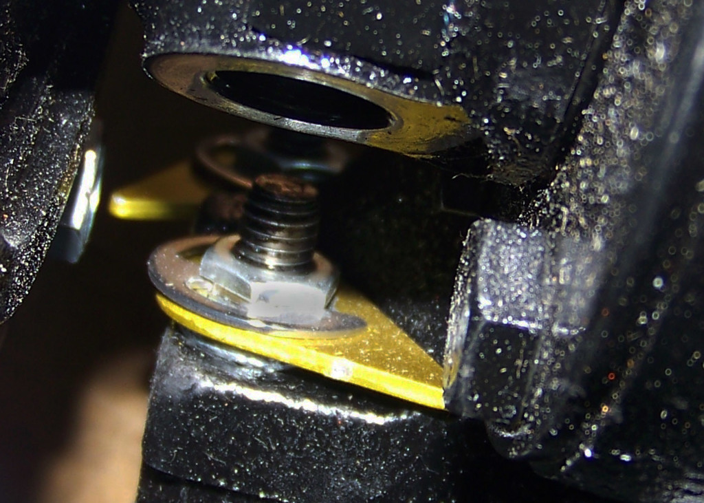 Turbo Nuts installed closeup 2