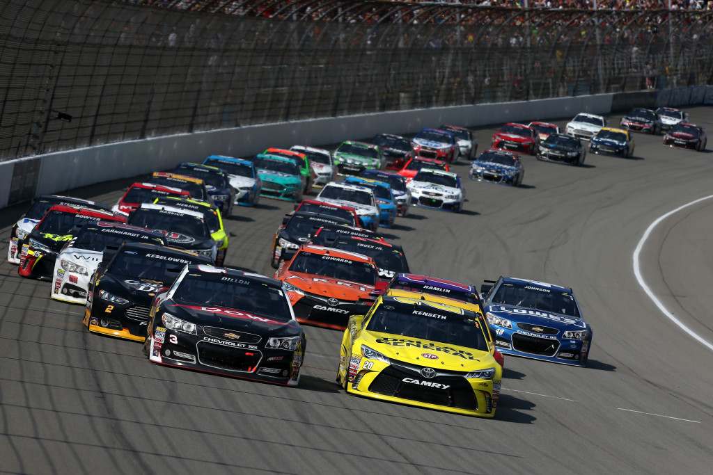 NASCAR Sprint Cup Series Pure Michigan 400