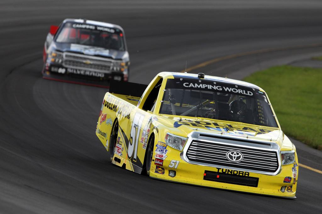 NASCAR Camping World Truck Series Pocono Mountains 150