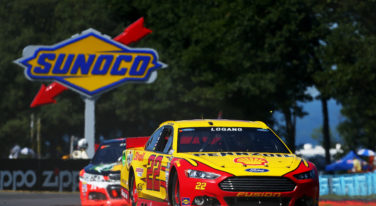 Logano Wins Fuel Mileage Thriller at Watkins Glen
