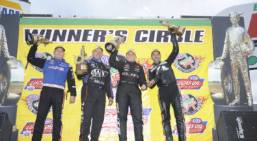National Nitro Records Shattered at Lucas Oil Nationals