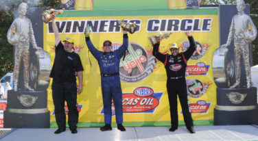 Todd, Johnson, Jr. and McGaha Secure Seattle NHRA Wins