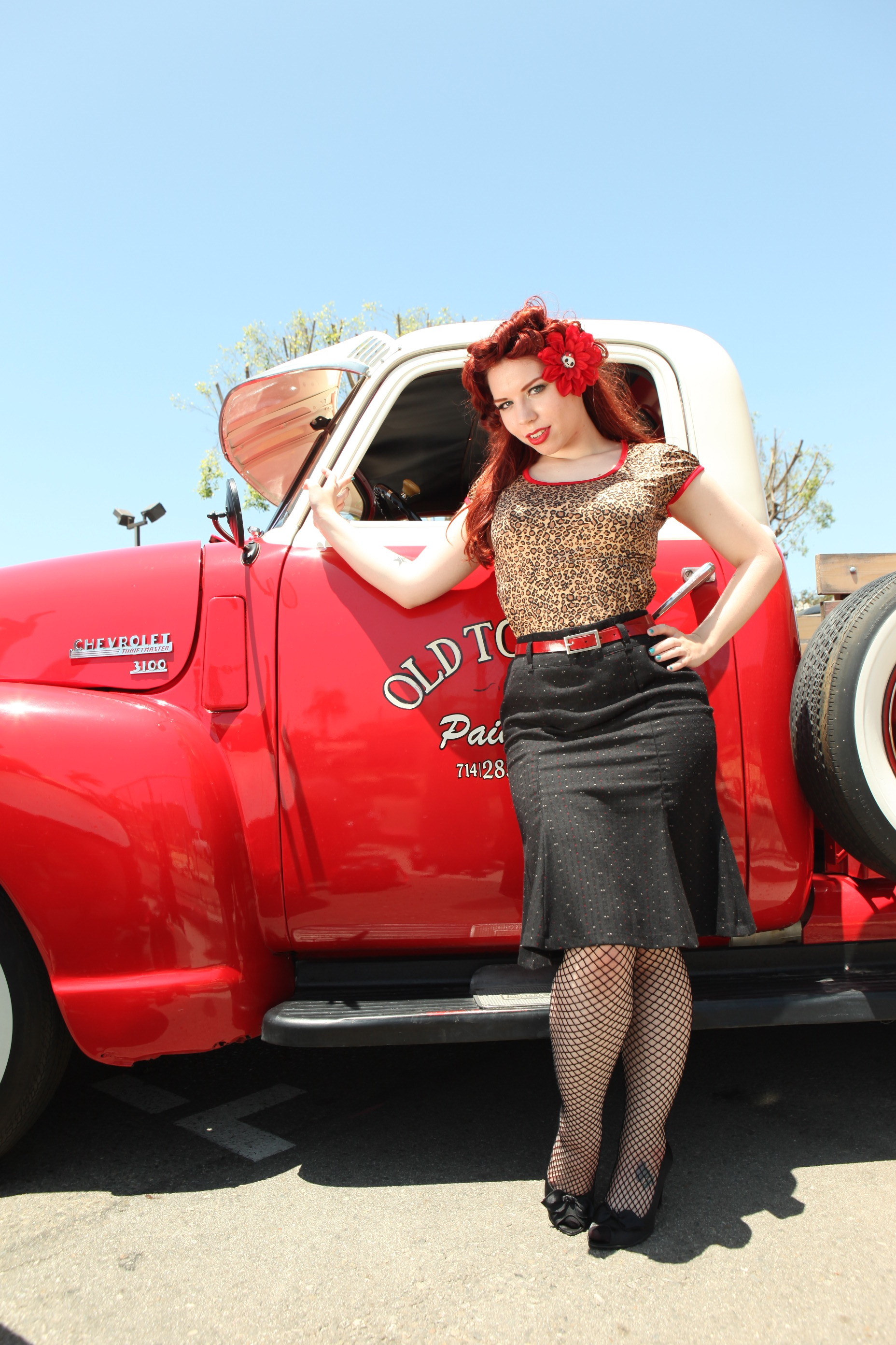 Pinup of the Week: Ludella Hahn