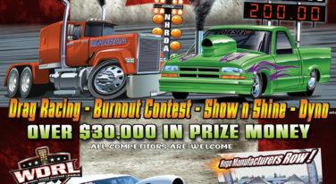 NHRDA JB's Canadian Diesel Shootout