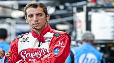 IndyCar Driver Justin Wilson in Coma After Pocono Accident