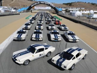15 Rolex Monterey Motorsports Reunion