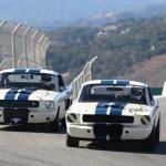 Rolex Monterey Motorsports Reunion Celebrates the Shelby GT350
