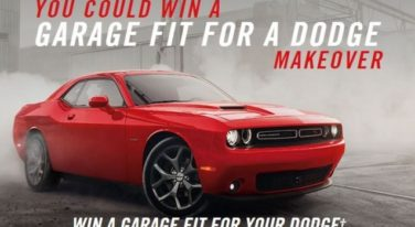 Garage Fit for a Dodge Contest Now Open for Entries