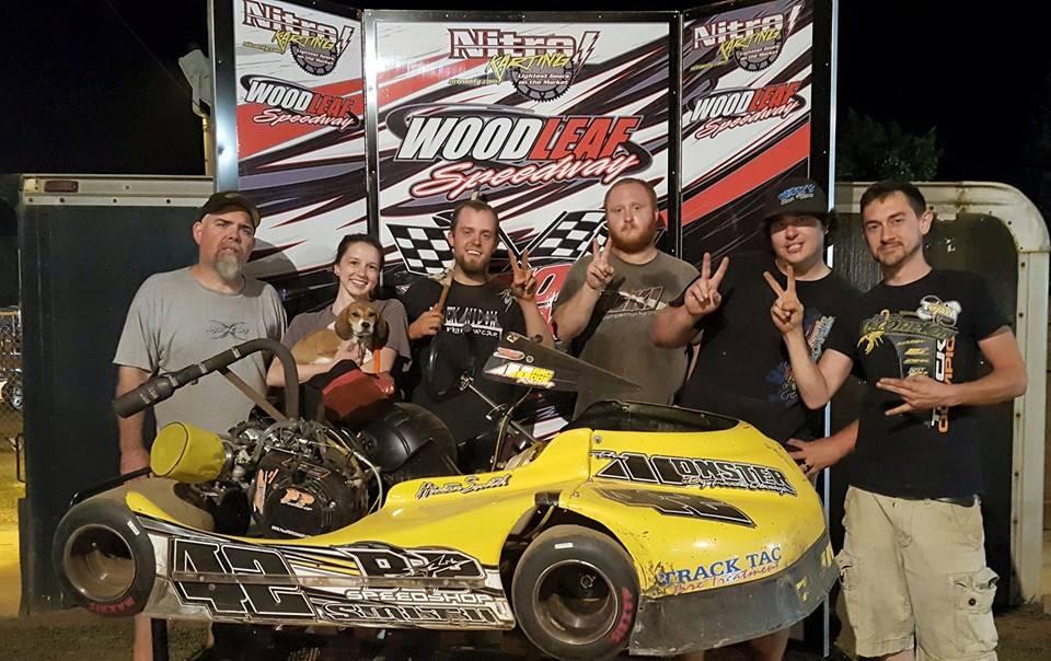 winning kart team