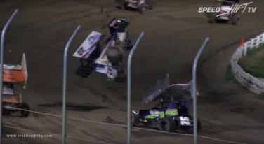 [Video] Wayne Johnson Gets Airborne