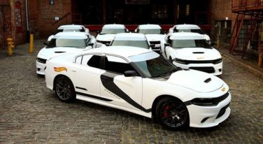 Dodge Gets in on the Star Wars Marketing Blitz With Stormtrooper Chargers