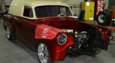 1953 Chevy Delivery Sedan