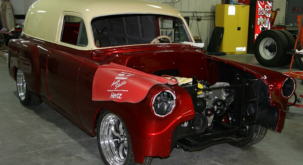 1953 Chevy Delivery Sedan