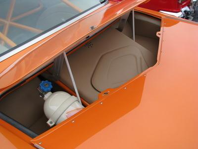 1966 Pro Street Chevy Nova