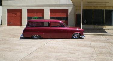 A One of a Kind 1953 Dodge Meadowbrook Custom Wagon