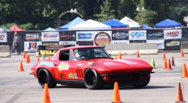 Goodguys AutoCross for Kids at the 4th Nostalgia Nationals
