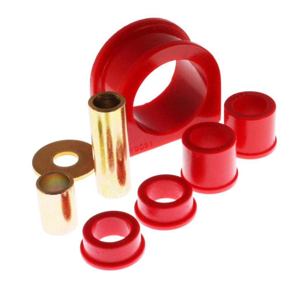 urethane rack mount bushings