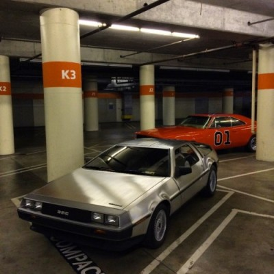 DeLorean, Matt Farah's DeLorean