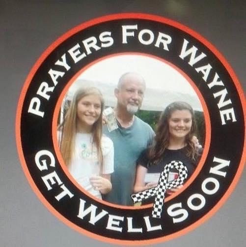 Prayers for Wayne