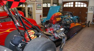 Undercover Dragster to be a Piece of Art