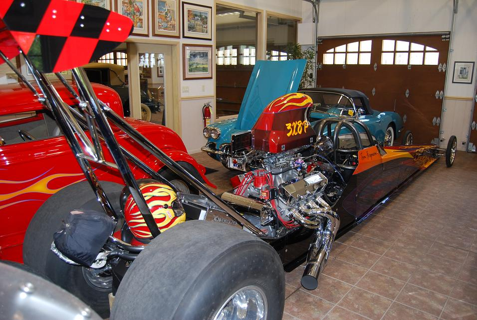2006 Undercover Swing Arm Dragster