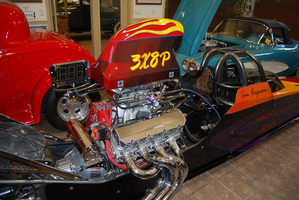 2006 Undercover Swing Arm Dragster 2